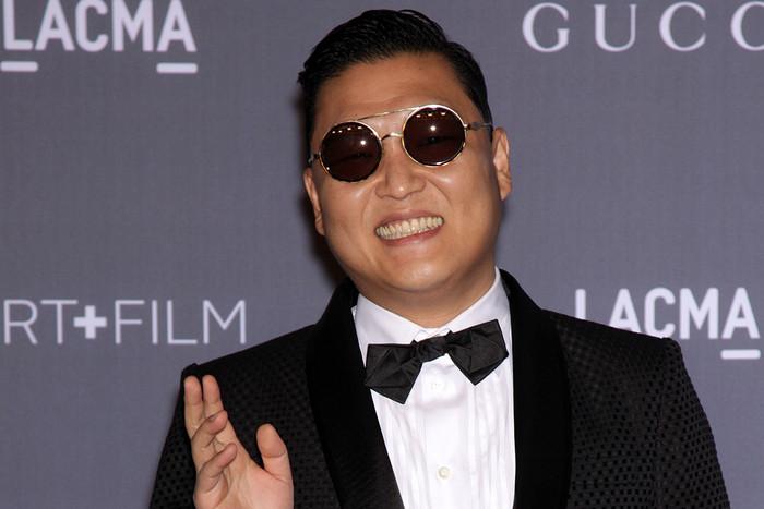 'Gangnam Style' star Psy (AAP)
