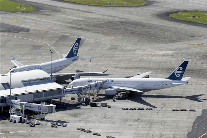 Air New Zealand is one of four airlines fighting charges of price-fixing air cargo rates (file, Reuters)