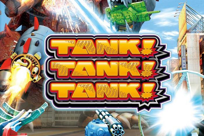 Tank! Tank! Tank! was released November 30, 2012