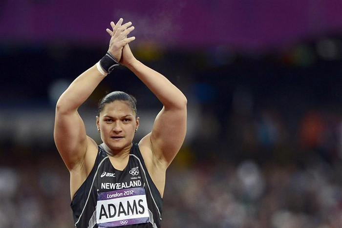 Valerie Adams (Reuters)