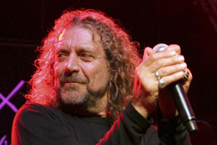 Robert Plant (Reuters)