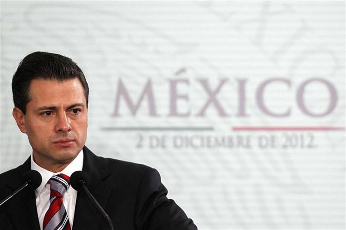 Mexico's President Enrique Pena Nieto (Reuters)