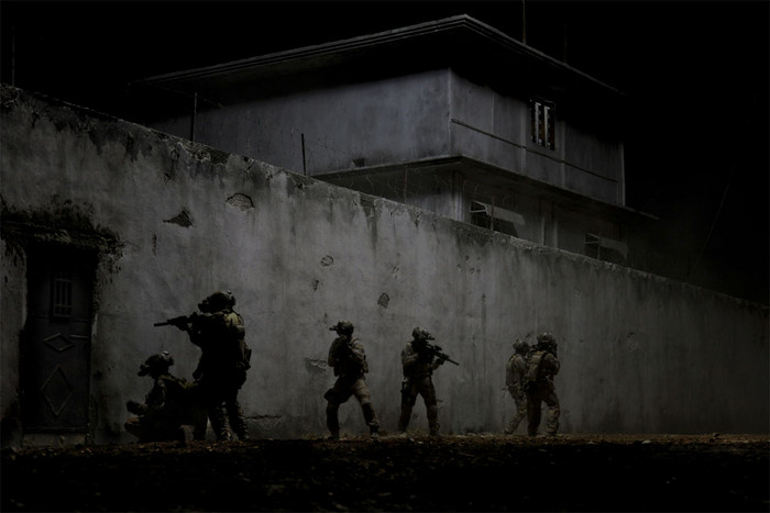 Still from Zero Dark Thirty