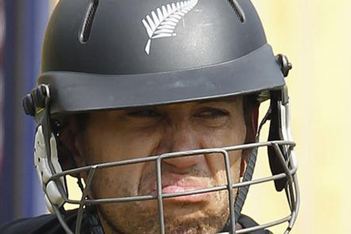 The latest ODI ranking will leave a sour taste in embattled BlackCaps' captain Ross Taylor's mouth (Reuters file)