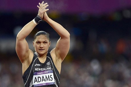 Valerie Adams (file pic)