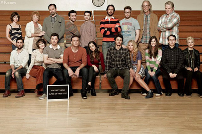 The cast of Freaks And Geeks reunited (VanityFair.com)