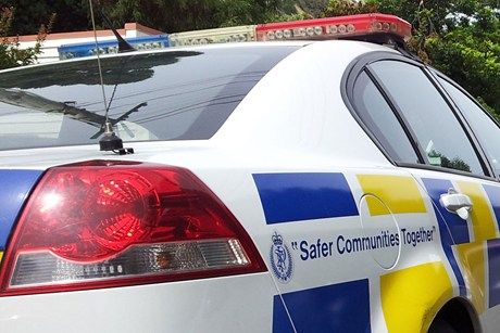 The boy told police it was his first time driving  (file)