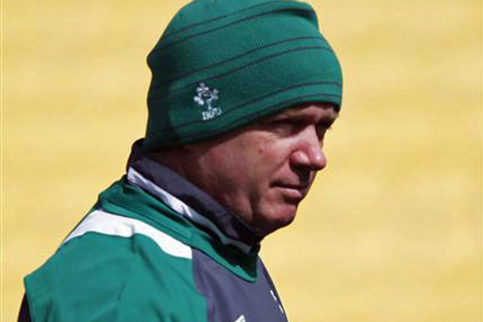 Ireland coach Declan Kidney (Reuters)