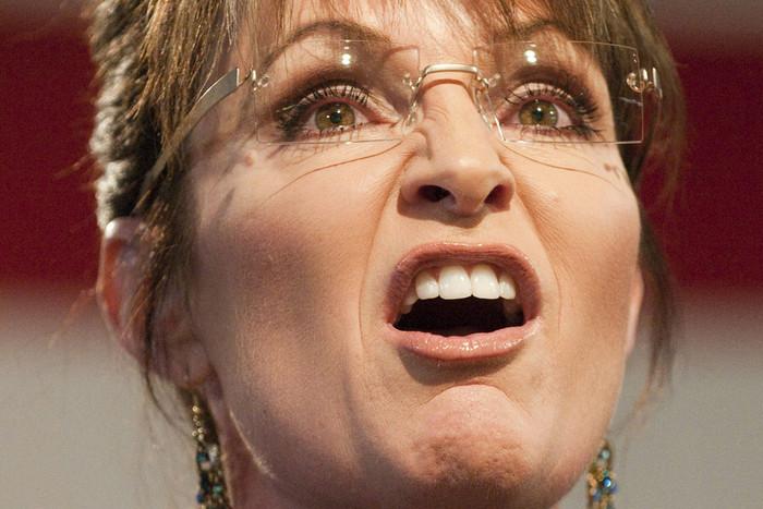 Sarah Palin (AAP)