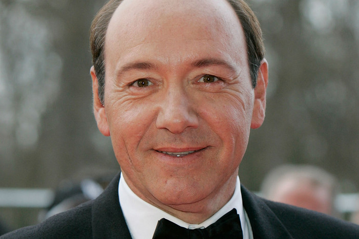 Kevin Spacey (AAP)