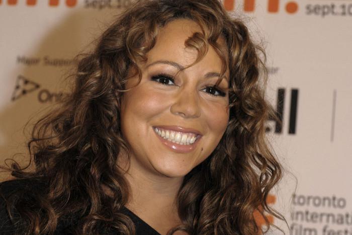 Mariah Carey (AAP)