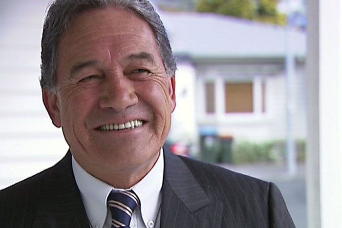 NZ First leader Winston Peters says the constitutional review is a sham