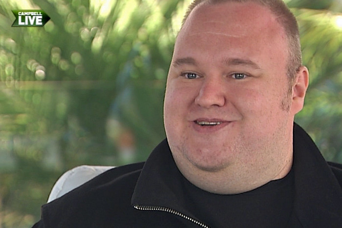 Kim Dotcom threatened take his money elsewhere unless New Zealand immigration authorities met his deadline (file)