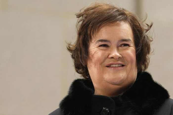 The 50-year-old singer has gone on to enjoy worldwide success after appearing on television show Britain's Got Talent (Reuters)