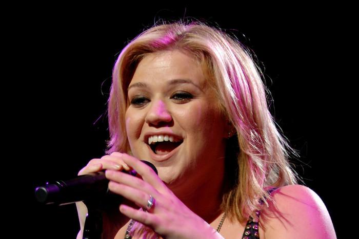 Kelly Clarkson (AAP)