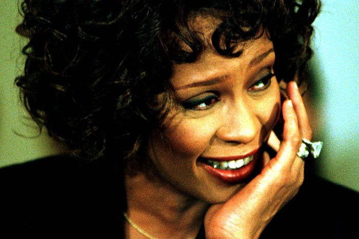 Whitney Houston (AAP)