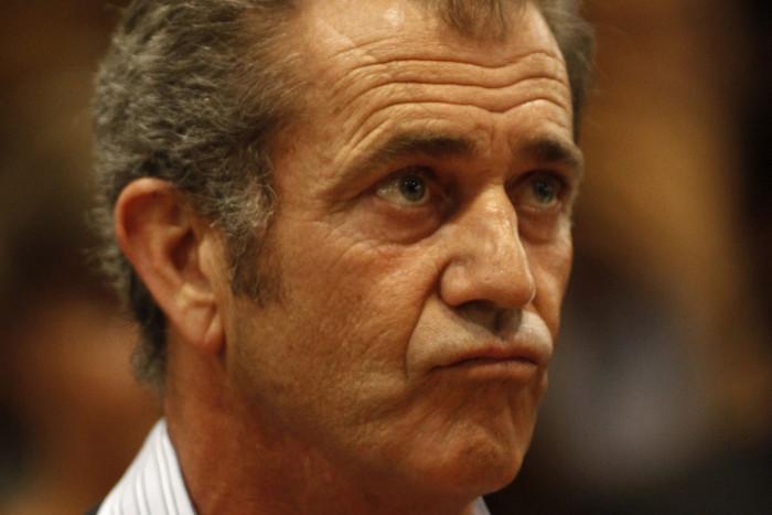 Mel Gibson (AAP)