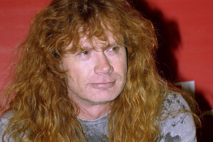 Dave Mustaine (WENN.com)