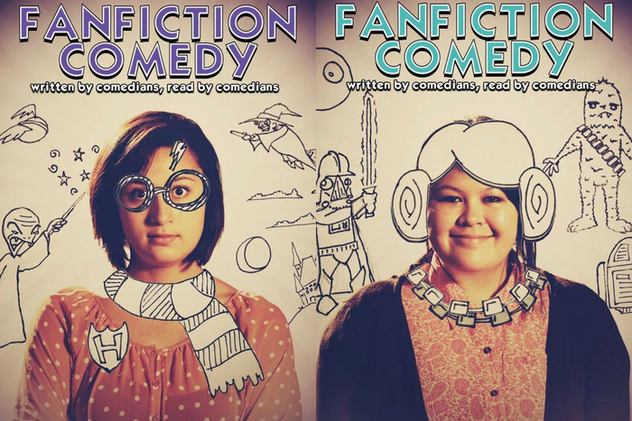 Fanfiction Comedy takes place at The Classic Studio in Auckland and The Fringe Bar in Wellington