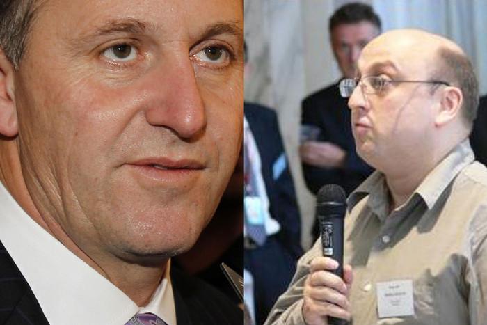 Key (left) and Farrar