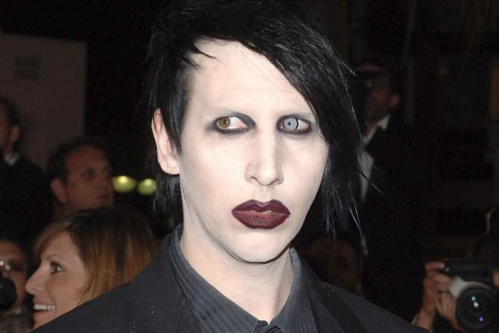 Marilyn Manson (AAP)