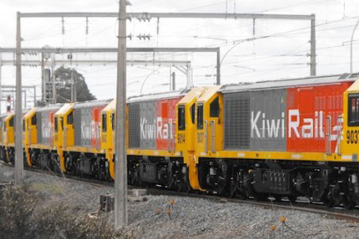 The Greens says the Government needs to invest more in KiwiRail