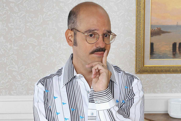 Tobias Funke from Arrested Development, played by David Cross