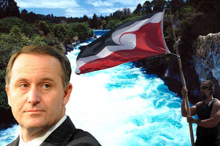 Duncan says Key's big mistake has been rarking up the Maori Council which will only encourage them to head to the High Court to seek an injunction.