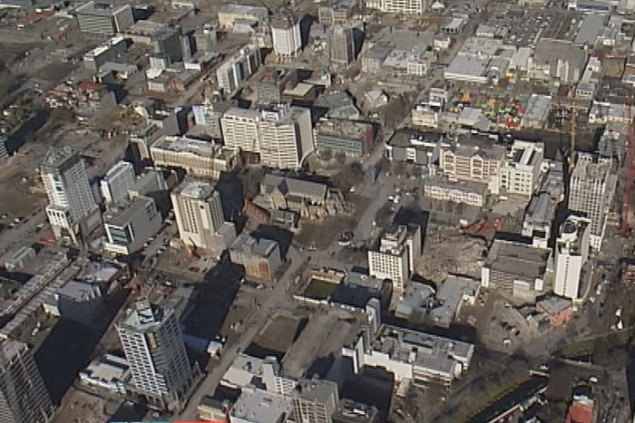 he Government on Monday unveiled the plan for the new CBD