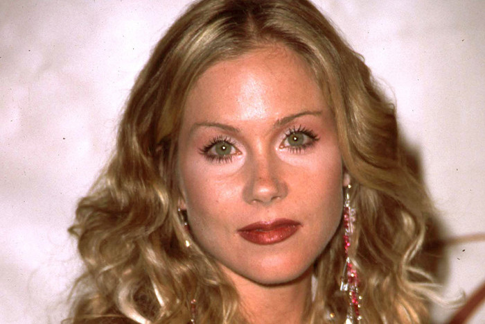 Christina Applegate (AAP)