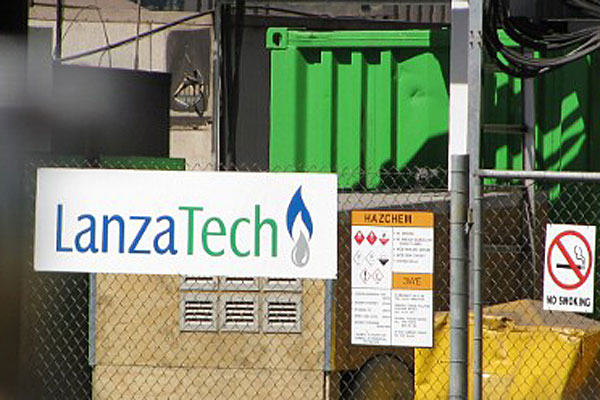 Lanzatech has been named a WEF Technology Pioneer