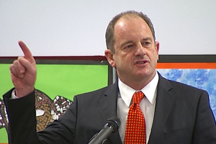 Party leader David Shearer today released figures showing donations increased on average between 38 percent and 56 percent