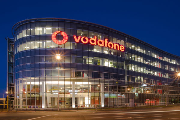 Vodafone's Auckland HQ