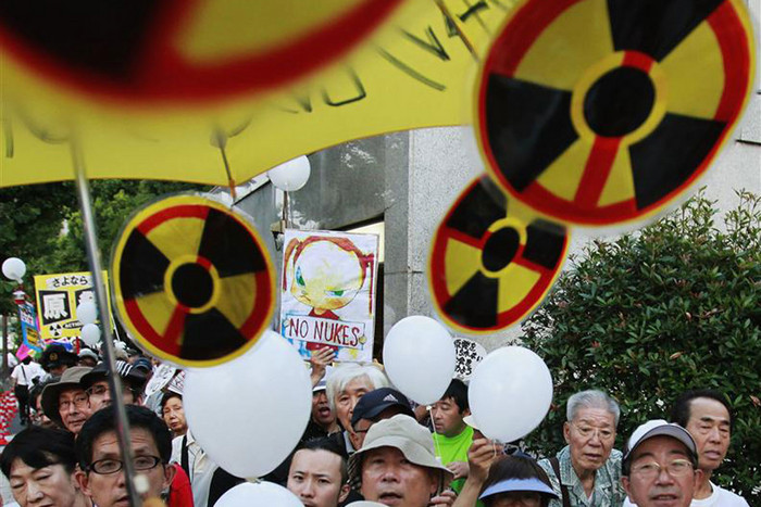 Japanese public opinion is turning against nuclear power (Reuters)