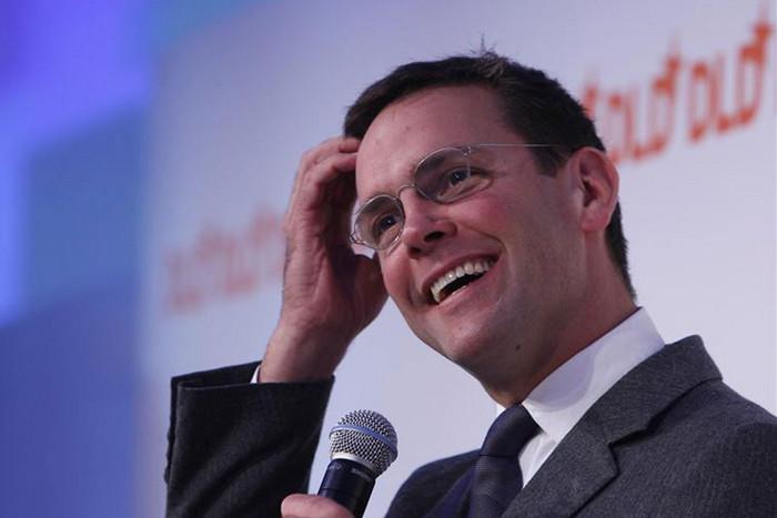 James Murdoch (Reuters)