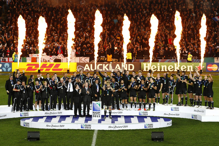 Eden Park has a capacity of 50,000. More people than that are leaving for Australia.  (photo: PhotoSport)