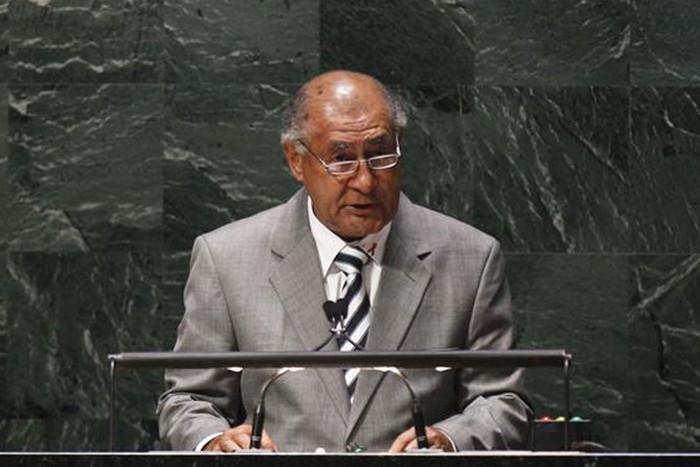 Fiji President Ratu Epeli Nailatikau (Reuters/file)