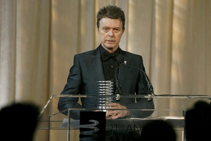 David Bowie (Reuters)
