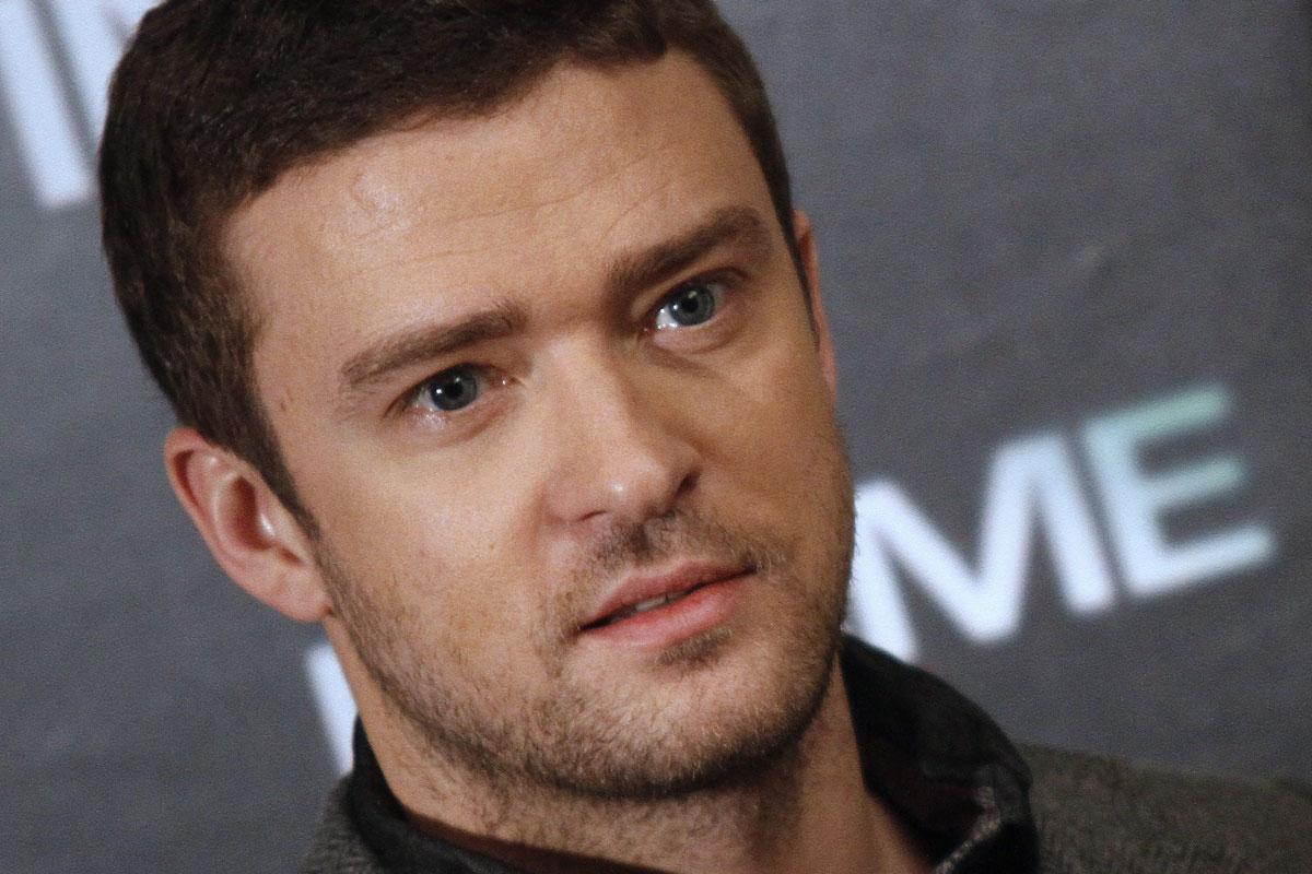 Justin Timberlake (AAP)
