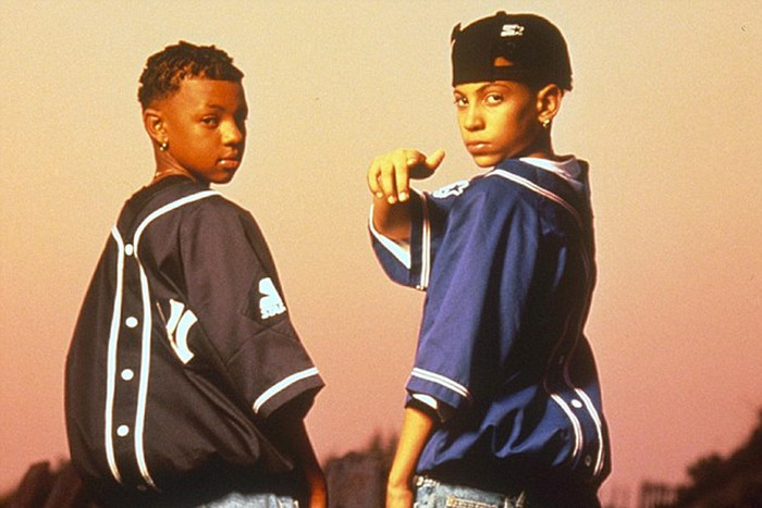 Kris Kross enjoyed wearing their clothes back-to-front