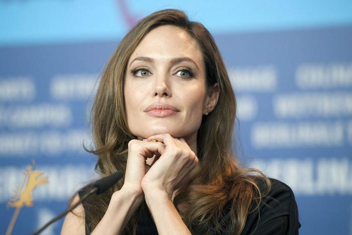 Angelina Jolie (AAP)