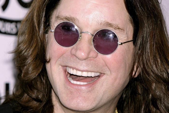Ozzy Osbourne (AAP)