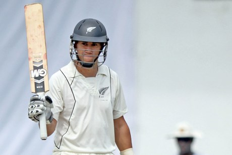 Former BlackCaps skipper Ross Taylor (photosport)