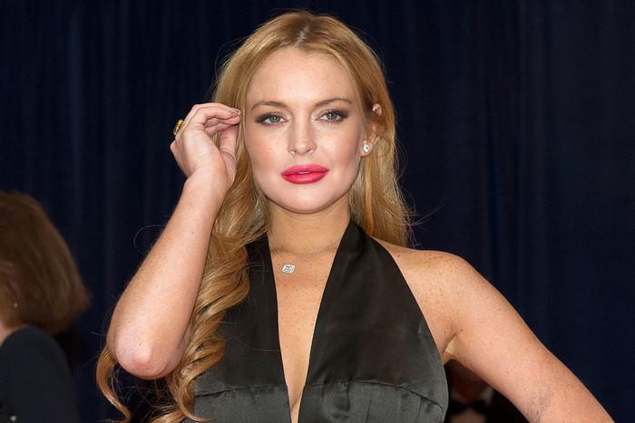 Lindsay Lohan (AAP)