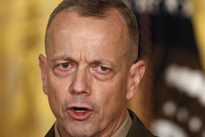Gen John Allen (Reuters)