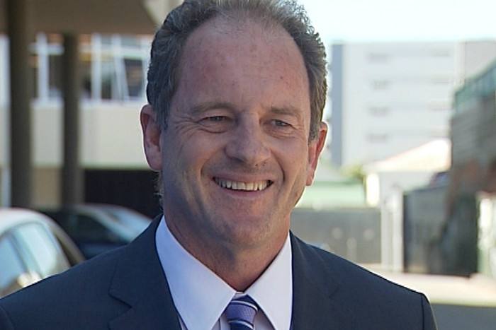 Labour leader David Shearer