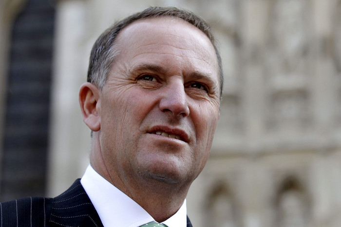 John Key (file pic)