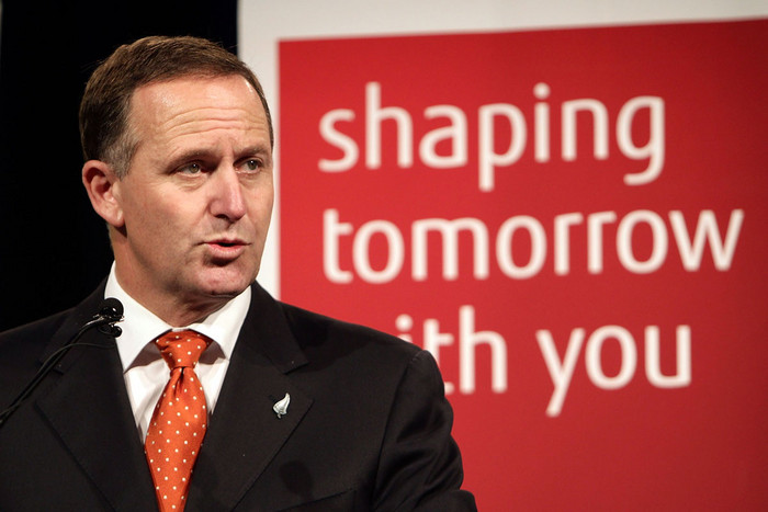 John Key (Getty file)