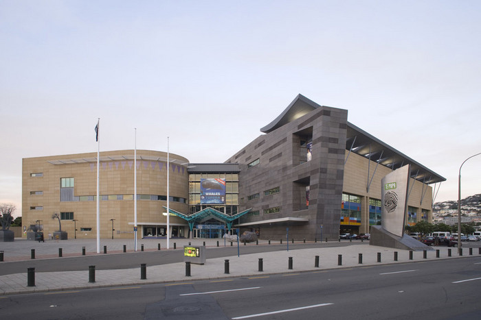 National museum Te Papa plans to split into two parts (AAP)