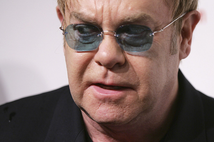 Sir Elton John (Reuters)